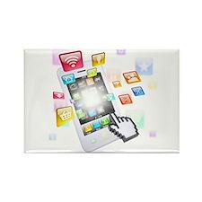 social media technologie Magnets