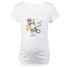 social media technologie Shirt
