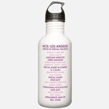 NCIS: LA - OSP Water Bottle