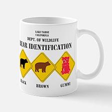 Gummi Bear Warning - Tahoe Mugs