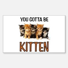 KITTENS Decal