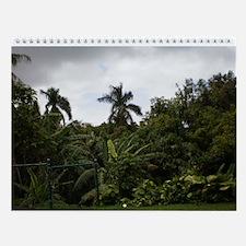 Island of Oahu Wall Calendar