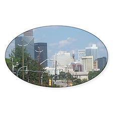 Atlanta skyline, highest point in A Decal