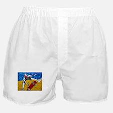 Halfpipe Skater 2 Boxer Shorts