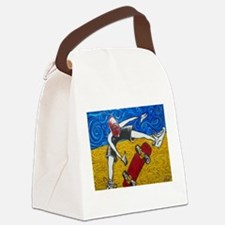Halfpipe Skater 2 Canvas Lunch Bag