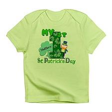 1st St Patricks Day Infant T-Shirt