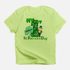 1st St Patricks Day Infant T-Shirt