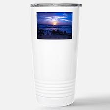 Beautiful blue Kauai su Stainless Steel Travel Mug