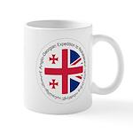 AGEN logo Mugs