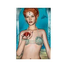Fairytale Mermaid Magnets