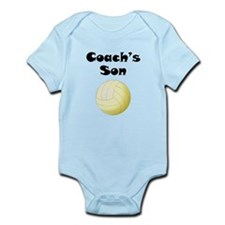 Volleyball Coachs Son Body Suit