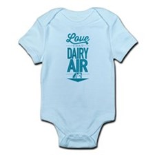 Dairy Air Infant Bodysuit