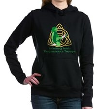 Intensely Irish Dark Women's Hooded Sweatshirt