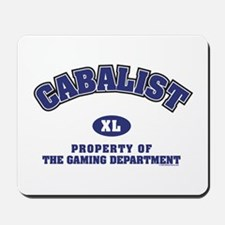 Cabalist Gaming Dept Mousepad
