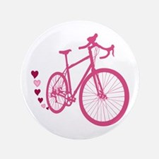 "Bike Love 3.5"" Button"