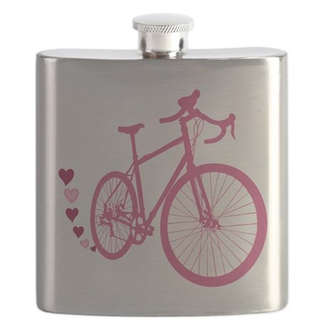 Bike Love Flask