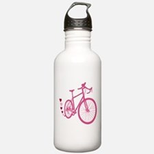Bike Love Water Bottle