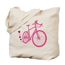 Bike Love Tote Bag