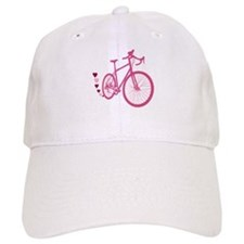 Bike Love Baseball Baseball Cap