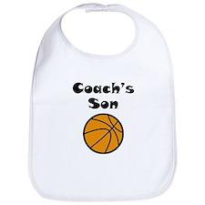 Basketball Coachs Son Bib