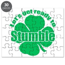 Shamrock Stumble Puzzle