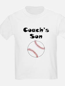 Baseball Coachs Son T-Shirt