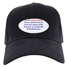 Question With Boldness Baseball Hat