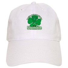 Shamrock Stumble 3 Baseball Cap