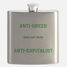 Anti-Greed Flask