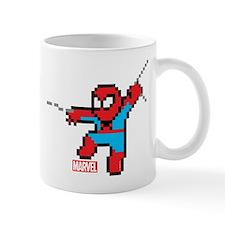 8 Bit Spiderman Mug