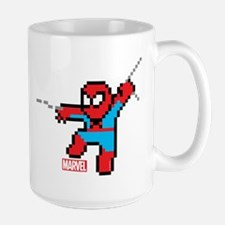 8 Bit Spiderman Mug