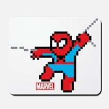 8 Bit Spiderman Mousepad