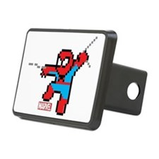 8 Bit Spiderman Hitch Cover