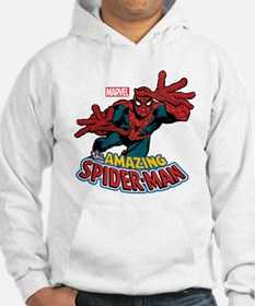 The Amazing Spiderman Hoodie