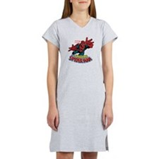 The Amazing Spiderman Women's Nightshirt