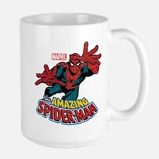 The Amazing Spiderman Mug
