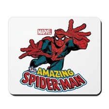 The Amazing Spiderman Mousepad