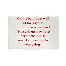 physics joke Magnets
