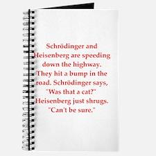 physics joke Journal