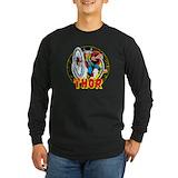 Marvelthor Long Sleeve T-shirts (Dark)