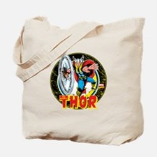 The Mighty Thor Hammer Tote Bag
