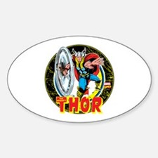 The Mighty Thor Hammer Decal