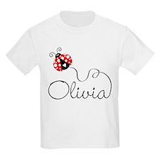 Ladybug Olivia T-Shirt