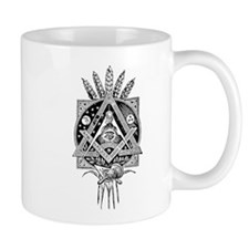 Freemasonry Symbol Mug