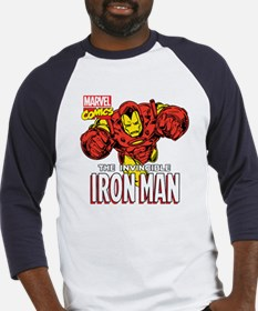 The Invincible Iron Man 2 Baseball Jersey