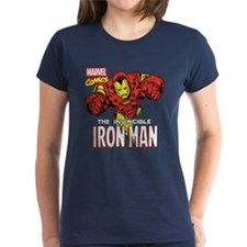 The Invincible Iron Man 2 Tee