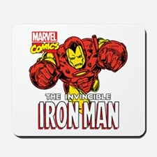 The Invincible Iron Man 2 Mousepad