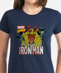 The Invincible Iron Man 3 Tee