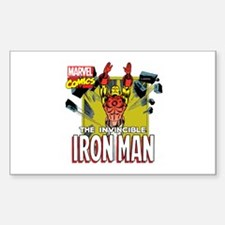 The Invincible Iron Man 3 Decal