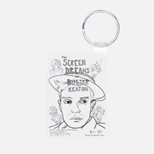 Screen Dreams of Buster Ke Keychains
